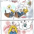 Bardzo krótki komiks o fotelu