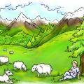 O śpiących rycerzach w Tatrach