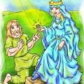 O stópce królowej Jadwigi