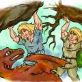 Legenda o Waligórze i Wyrwidębie 8