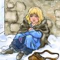 Dziewczynka z zapałkami 2