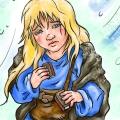 Dziewczynka z zapałkami