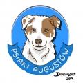 Psiaki Augustów - logo